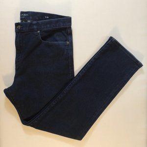 Banana Republic Men's Blue Jeans Traveler 36/32